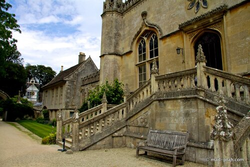 англия, аббатство лакок