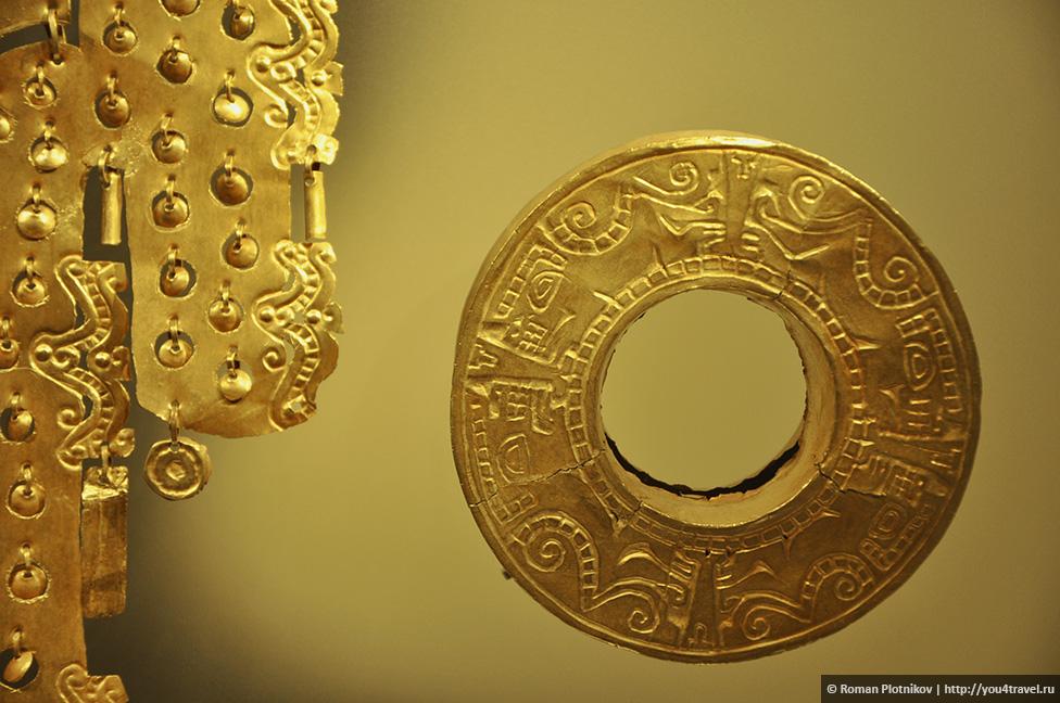0 181a9f 3e0885c2 orig День 203 205. Самые роскошные музеи в Боготе – это Музей Золота, Музей Ботеро, Монетный двор и Музей Полиции (музейный weekend)