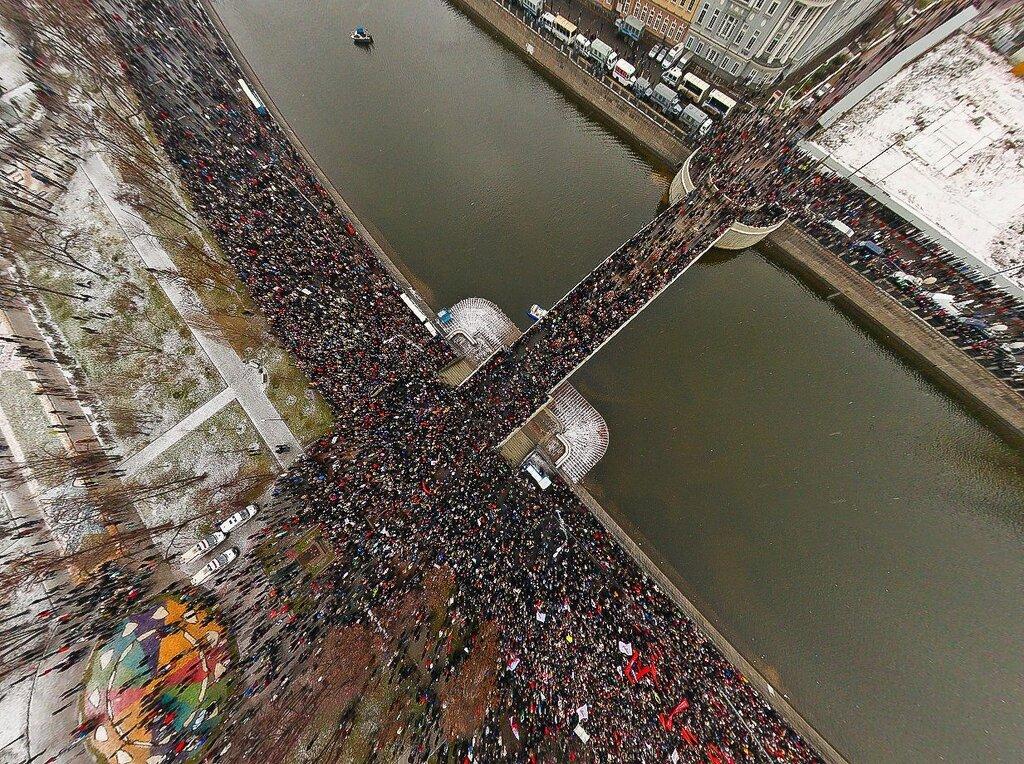 10 декабря 2011 митинг на болотной