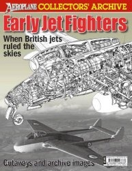 Книга Early Jet Fighters (Aeroplane Collectors Archive)