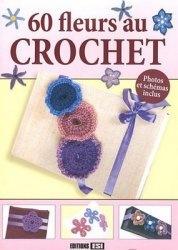 Книга 60 fleurs au crochet