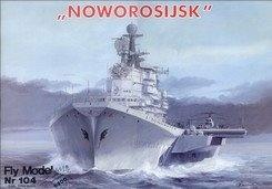 Журнал Fly Model 104 - Russian VTOL Cruiser Novorossiysk