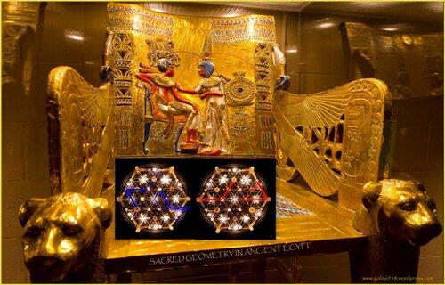 Сакральная геометрия египта