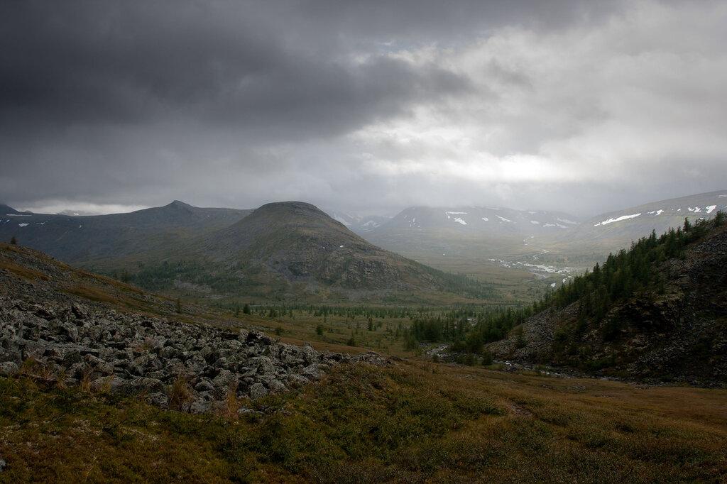 Долины Лимбекою и Падежа-Вож