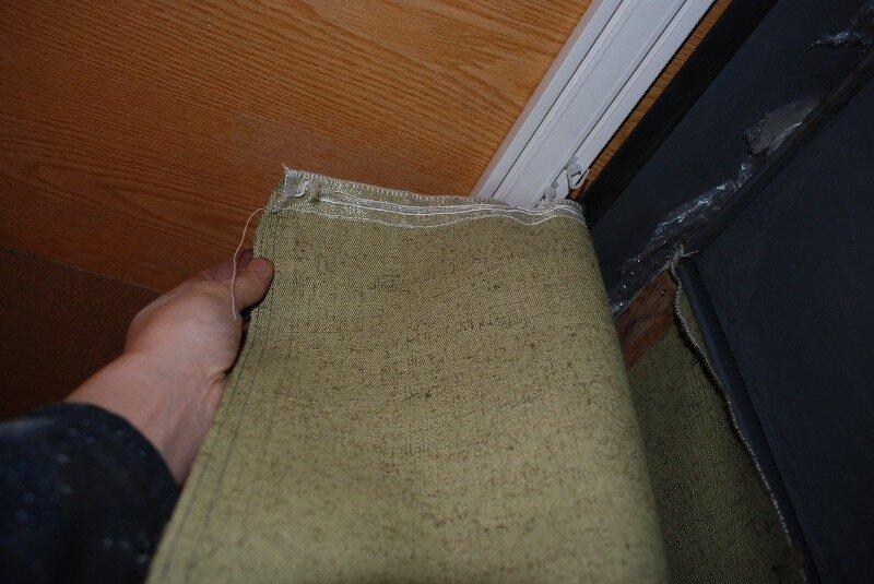 Как сделать штору для гаража 622