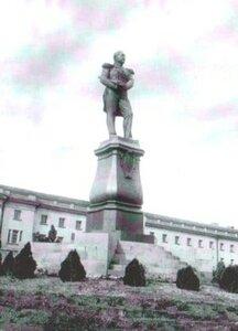 Памятник адмиралу М.П. Лазареву. Вторая половина XIX в.