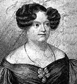 Его супруга, Анна Дмитриевна Тарновская