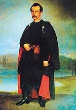 Василий Васильевич Тарновский-младший. 1860 год