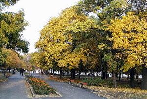 Исторический бульвар. Фото sevastopolis.com