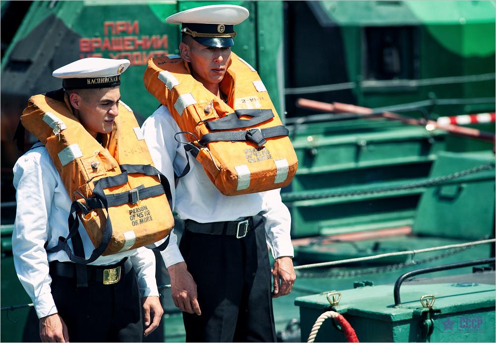 La Flotilla del Mar Caspio