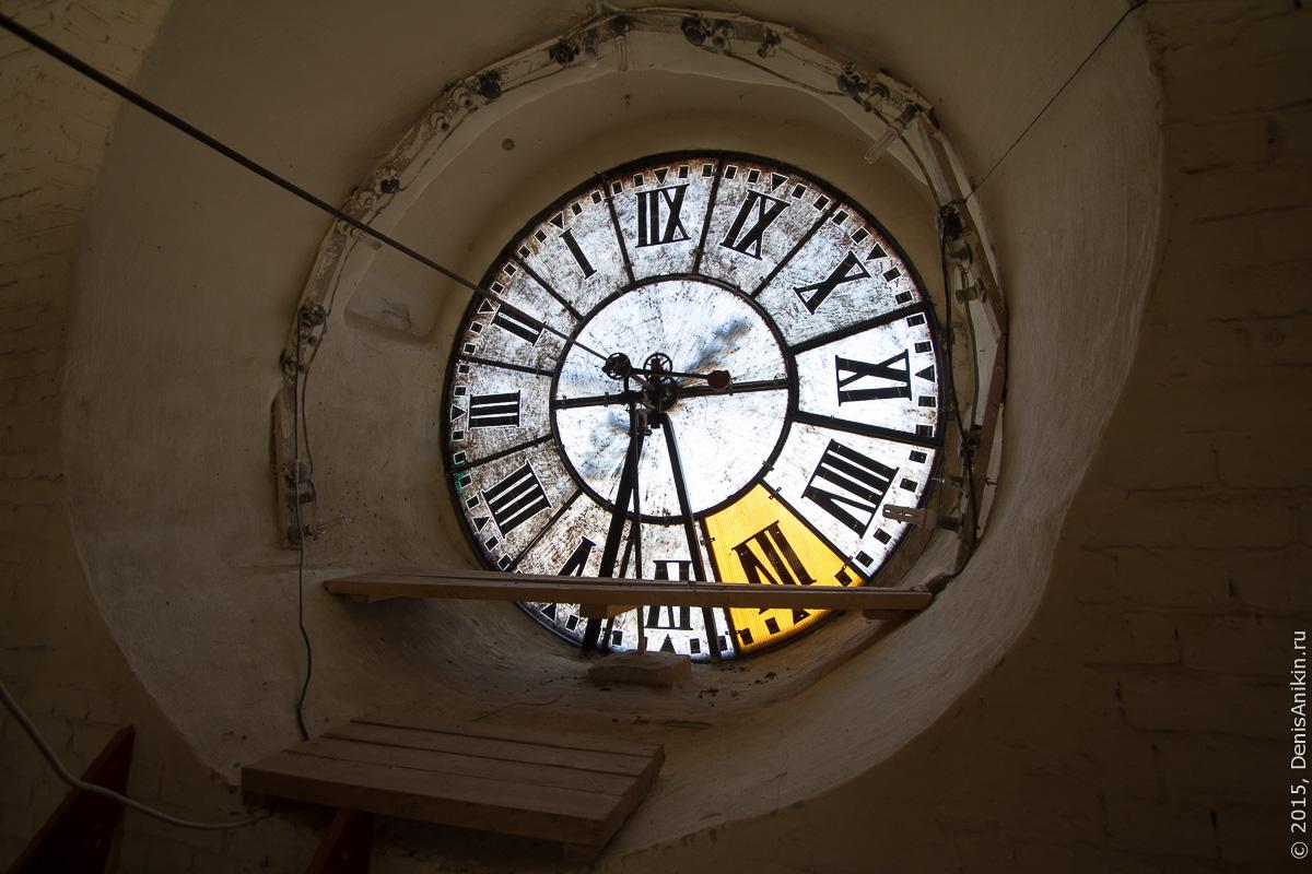 Соборная колокольня астраханского кремля 10