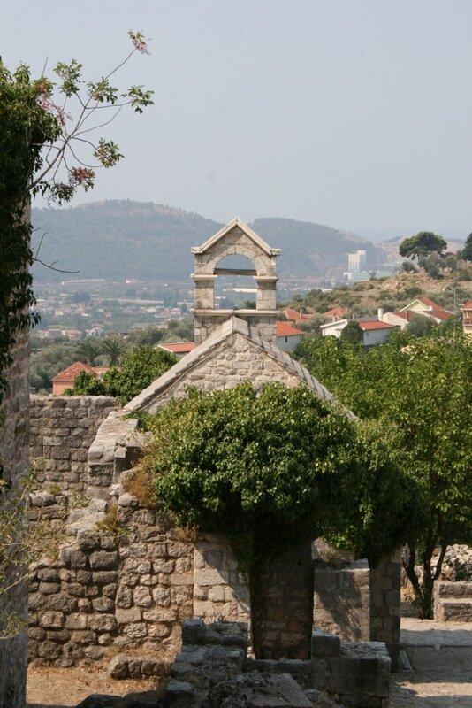 Старый Бар крепость, Черногория