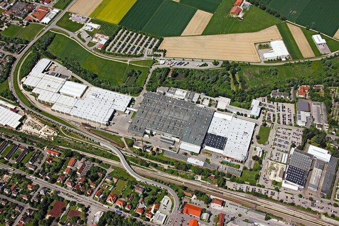 Завод Bosch в Диллингене