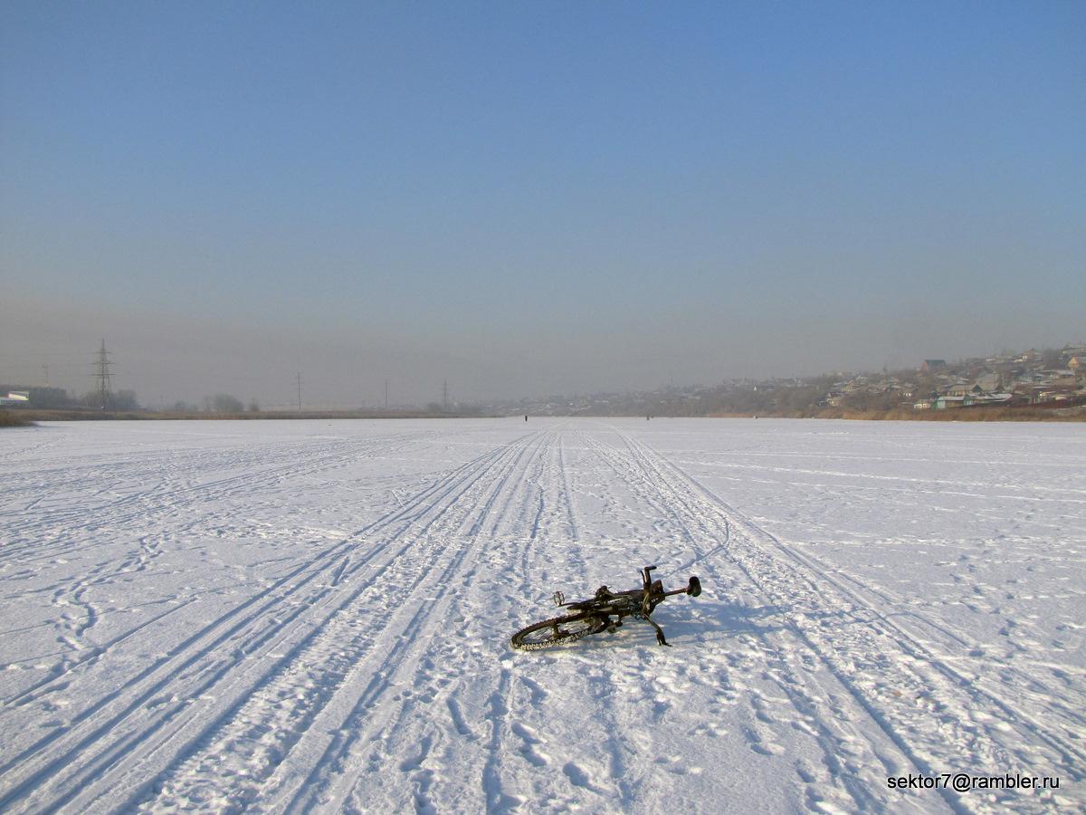 По реке на велосипеде №3 (19,58 км)