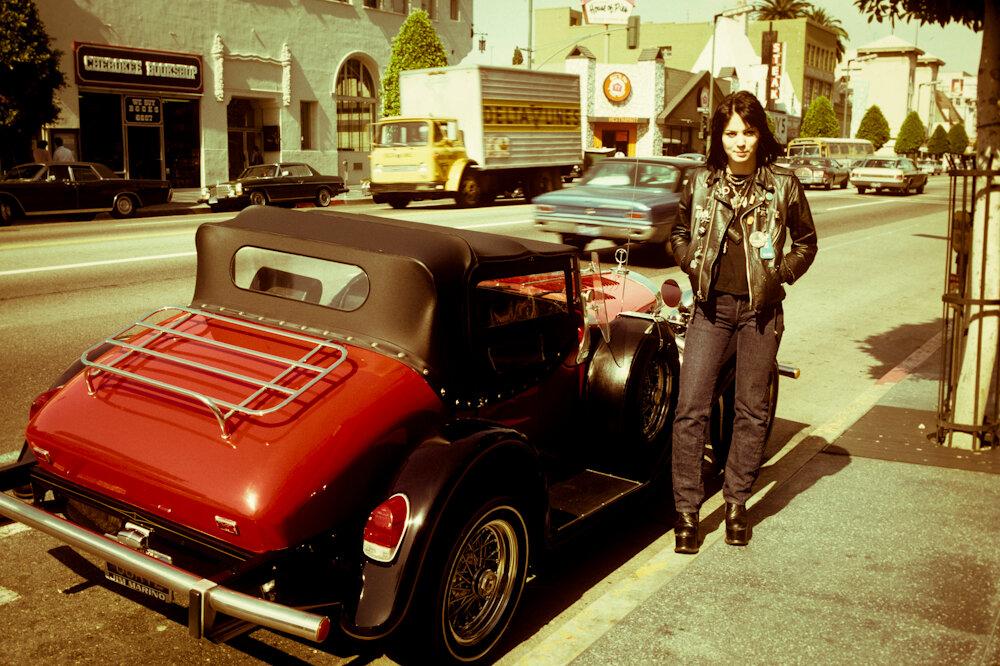 Joan Jett 1977