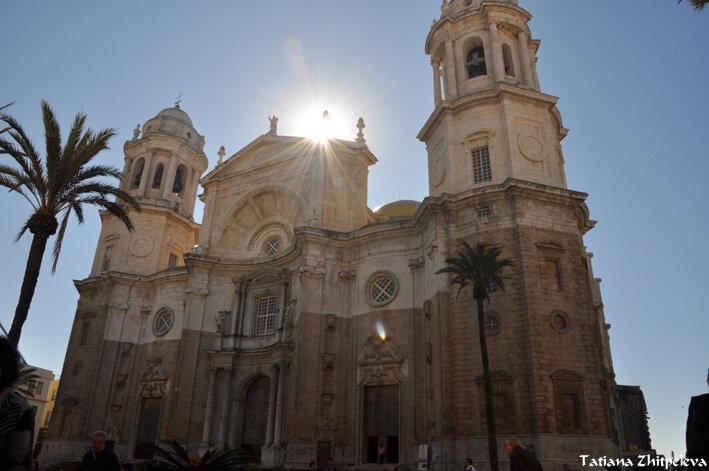 главный собор Кадиса