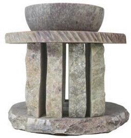 каменная аромалампа