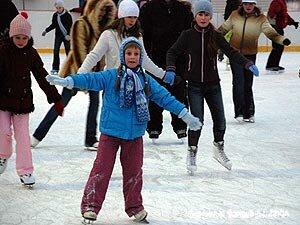Завтра во Владивостоке открывается каток на стадионе «Авангард»