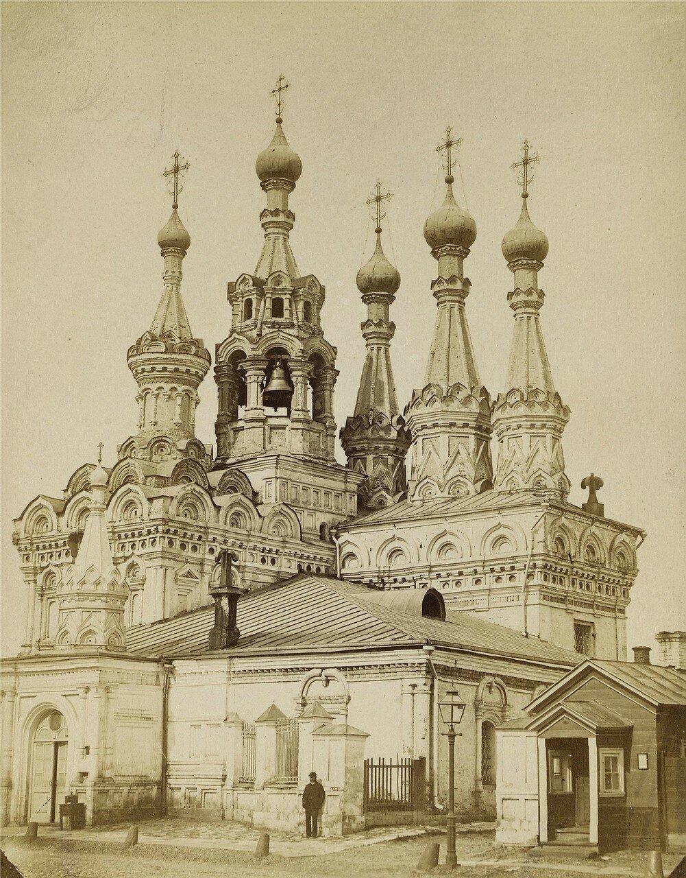 650. Церковь Рождества Богородицы в Путинках