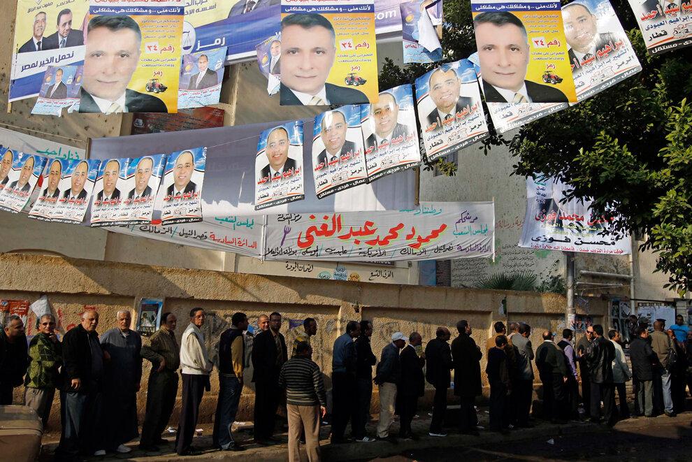 EGYPT-ELECTION/