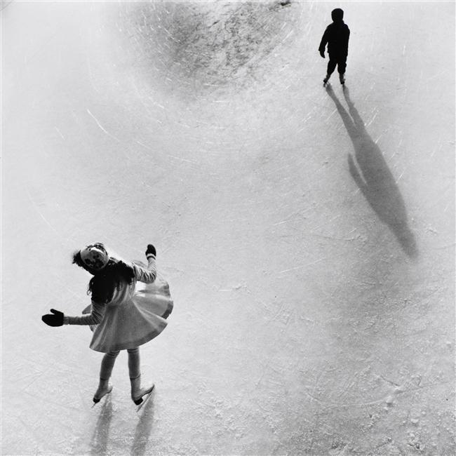 Janine Niepce - La petite patineuse, 1954, Pompidou Center, Paris..jpg