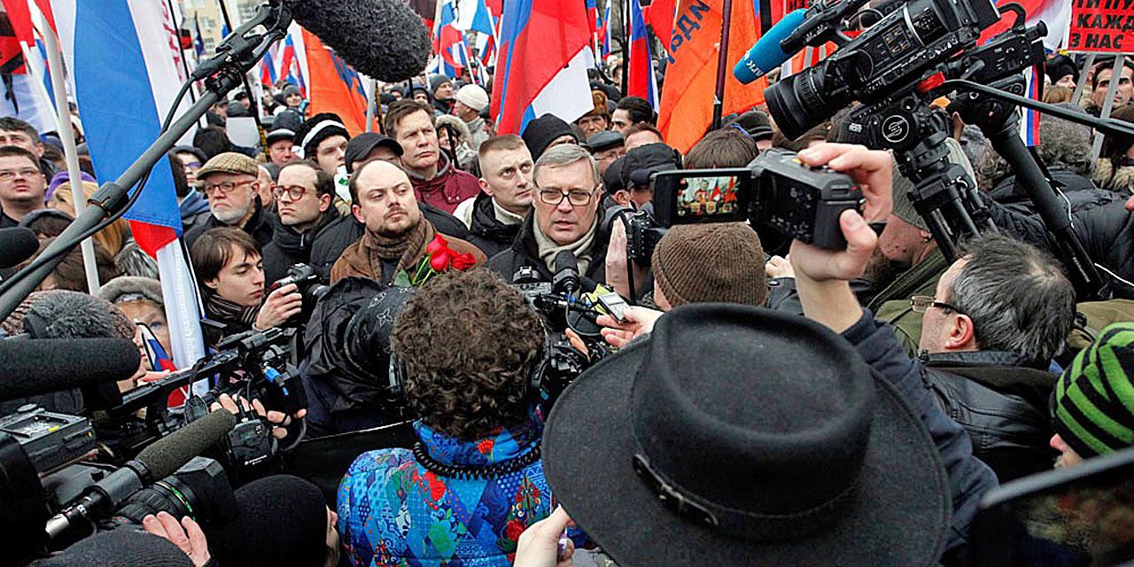 Немцов, Касьянов, Звёздный час.