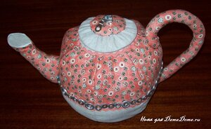 Как сшить чайник мастер класс 534