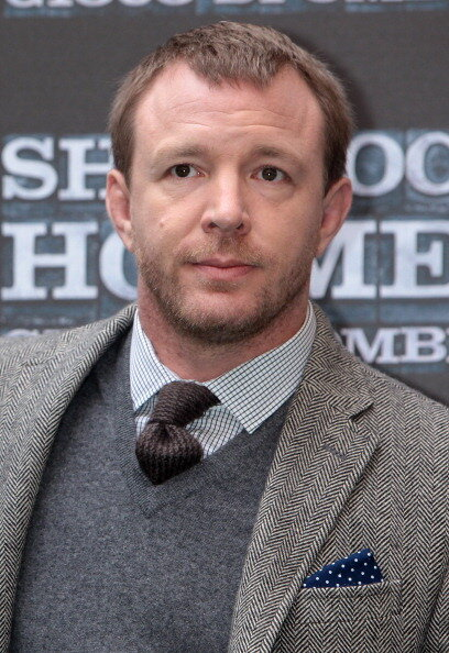 'Sherlock Holmes: Games Of Shadows' - Rome Photocall