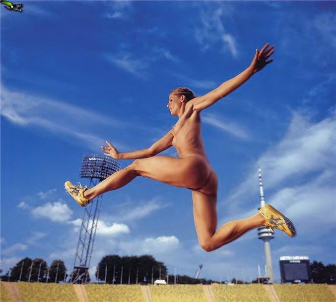 спортсменки в Playboy - Сюзен Тидтке (Susen Tiedtke)