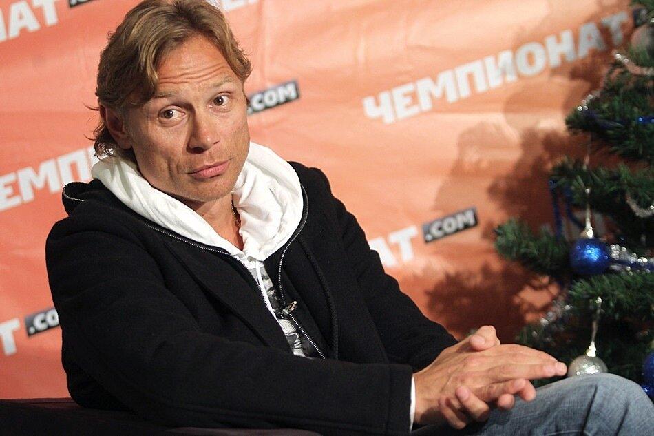 Валерий Карпин в гостях у Александра Шмурнова (Фото)