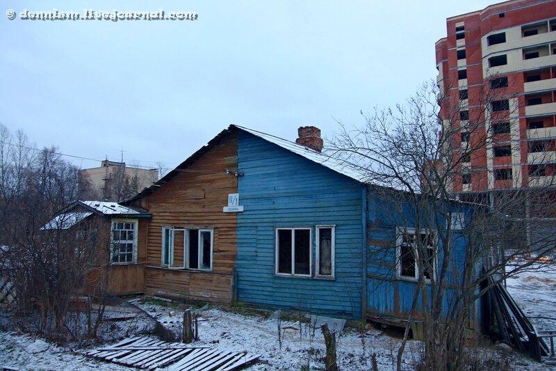 Улица Дудкина, дом 9