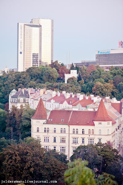 отель в Праге , район Вышеград