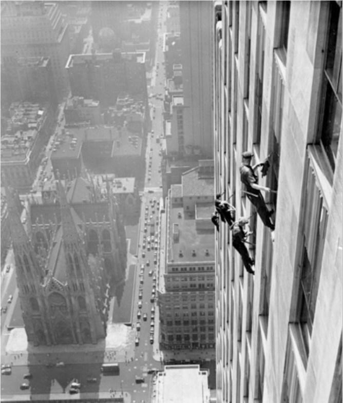 Как строились небоскребы в Нью-Йорке. Я в ахуе... 0_6717e_73f9174f_orig