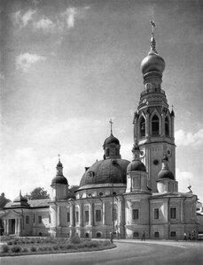 Воскресенский собор в Вологде, 1772-1776 гг.