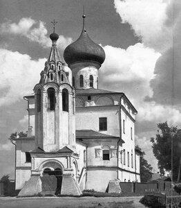 Спасо-Преображенская церковь во Фрязинове, 1670г.