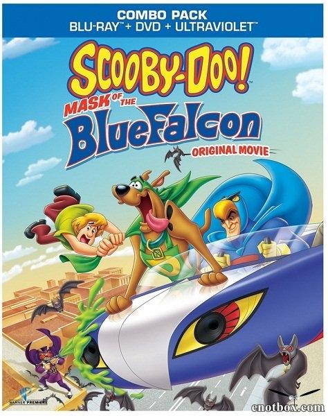 Скуби-Ду! Маска голубого сокола / Scooby-Doo! Mask of the Blue Falcon (2012/BDRip/HDRip)