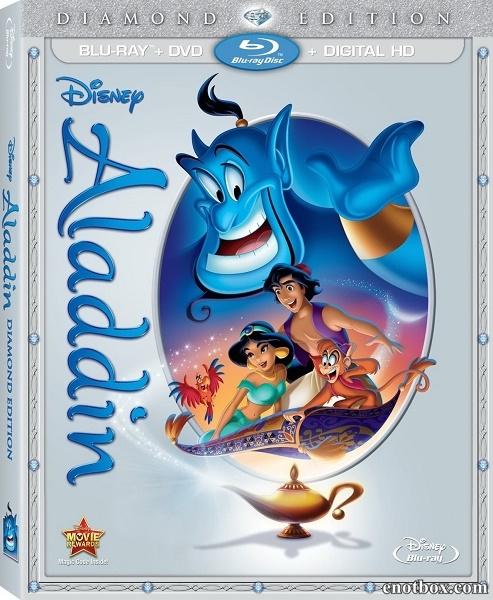 Аладдин / Aladdin (1992/Blu-Ray/BDRip/HDRip)
