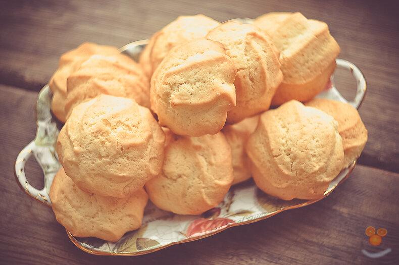 рецепт печенья домашнего с маргарином