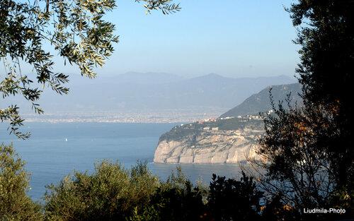 Сорренто, Неаполь, Италия