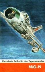 Книга Mikojan/Gurewitsch MiG-19