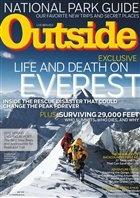 Журнал Outside №5 (май), 2012 / US