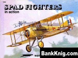 Книга Spad Fighters in action – jpg 9,28Мб