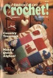 Журнал Hooked on Crochet №2 1987