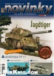 Журнал Novinky MPM - 60 2011