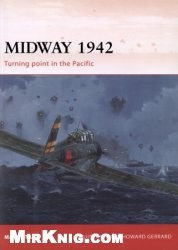 Книга Midway 1942: Turning Point in the Pacific (Osprey Campaign 226)