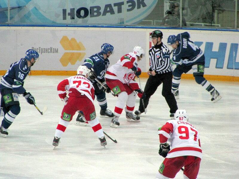Динамо-Витязь (Видео. Фото.)