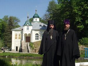Свято-Никольский храм в урочище Церковщина. Фото FAVOR на Яндекс.Фотках