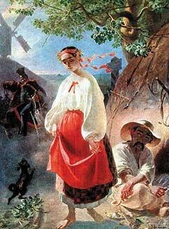 «Катерина», подаренная Т. Г. Шевченко Г. С. Тарновскому