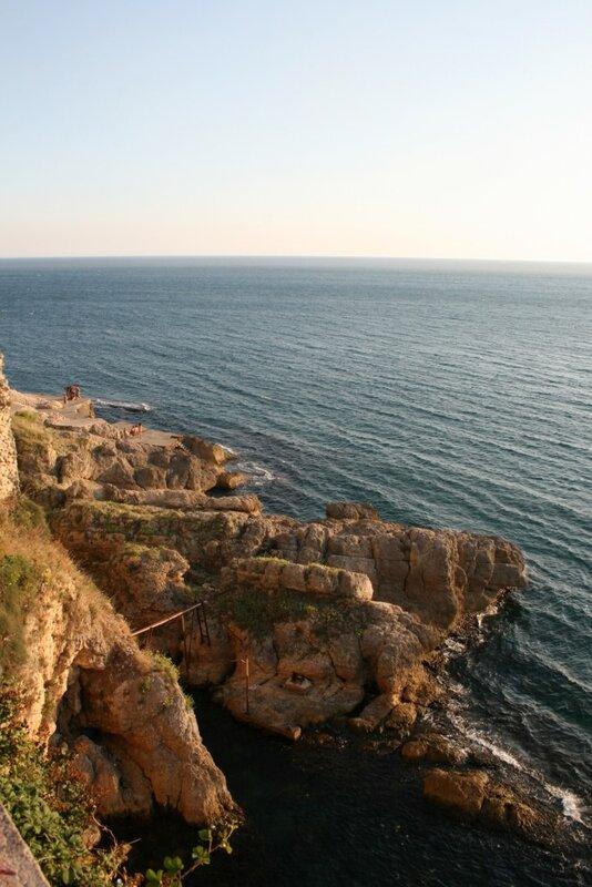 Скалы в Адриатике