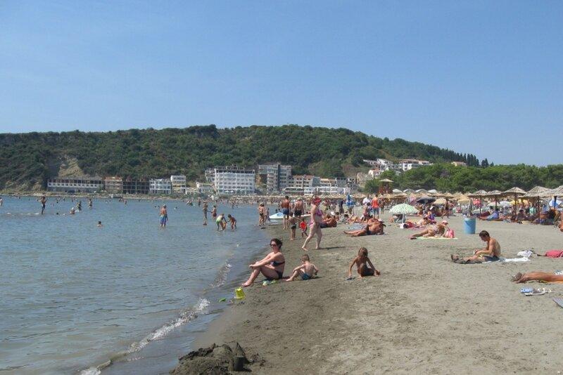 Черногория, Велика Плажа